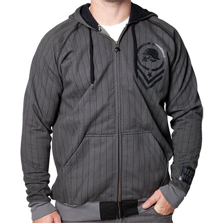 Metal Mulisha Revolver Zip Hoody - Main