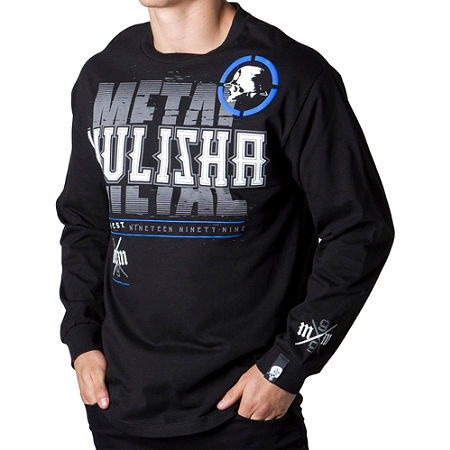 Metal Mulisha Despised Long Sleeve T-Shirt - Main