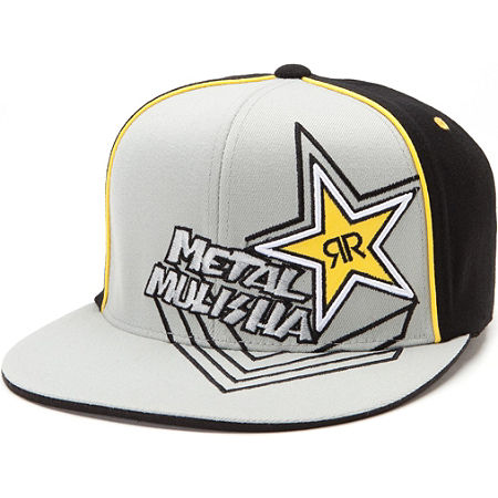 Metal Mulisha Guard Rockstar Hat - Main
