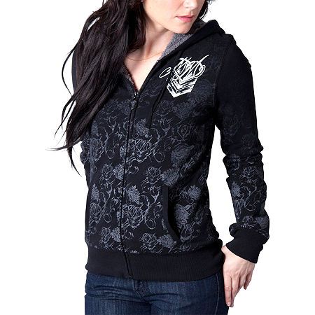 Metal Mulisha Women's Ladie Hoody - Main