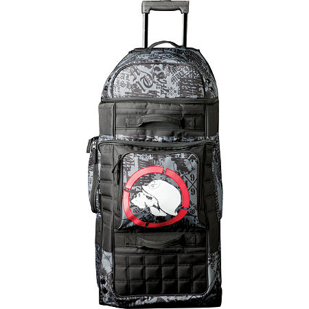 Metal Mulisha Red Eye Gear Bag - Main