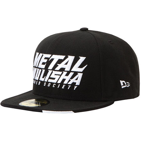 Metal Mulisha Ruler Hat - Main