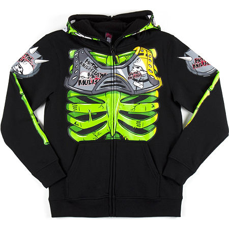 Metal Mulisha Youth Eyegore Hoody - Main