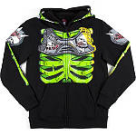 Metal Mulisha Youth Eyegore Hoody - ATV Youth Sweatshirts and Hoodies