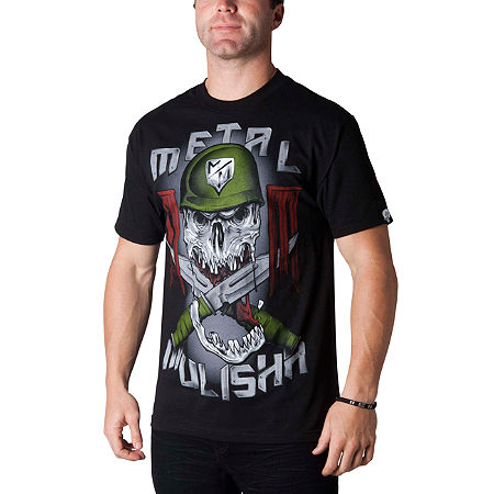 Metal Mulisha Cut Throat T-Shirt - Main