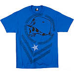 Metal Mulisha Bars T-Shirt - Metal Mulisha Dirt Bike Mens Casual