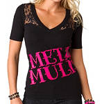 Metal Mulisha Women's Max Top - Metal Mulisha Dirt Bike Womens Casual
