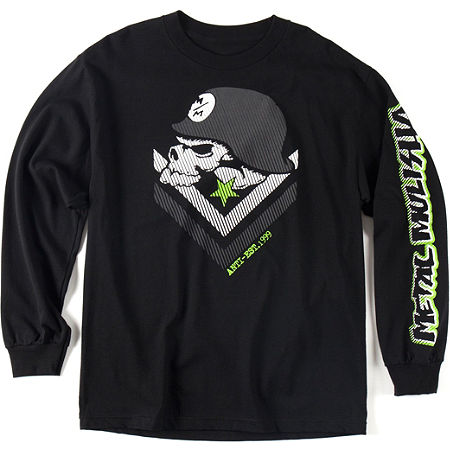 Metal Mulisha Brain Long Sleeve T-Shirt - Main