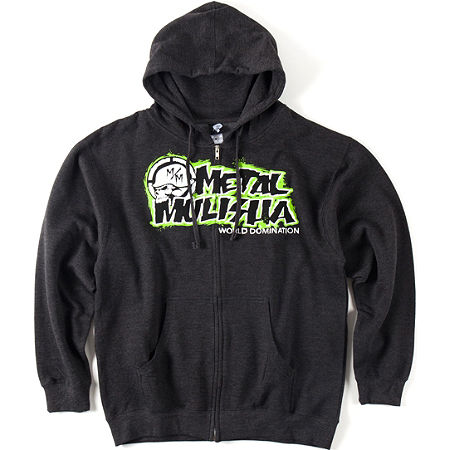 Metal Mulisha Fallen Zip Hoody - Main