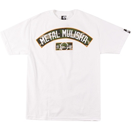 Metal Mulisha Hidden T-Shirt - Metal Mulisha Disarm T-Shirt