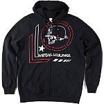 Metal Mulisha Jinx Hoody - Utility ATV Mens Sweatshirt and Hoodies
