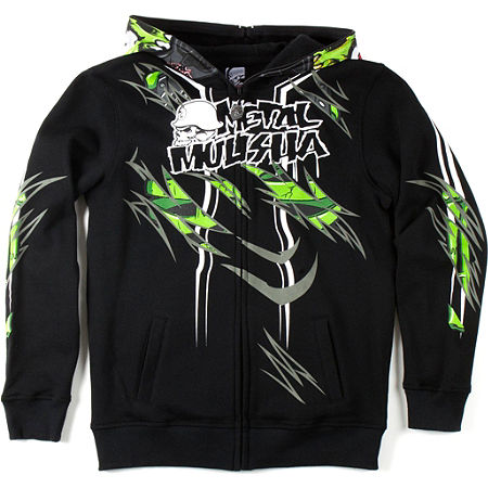 Metal Mulisha Youth Gory Destruction Hoody - Main