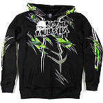 Metal Mulisha Youth Gory Destruction Hoody - ATV Youth Sweatshirts and Hoodies