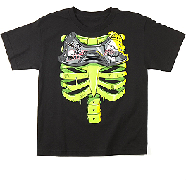 Metal Mulisha Youth Rib Cage T-Shirt - Metal Mulisha Youth Eyegore Hoody