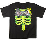 Metal Mulisha Youth Rib Cage T-Shirt -  Motorcycle Clothing