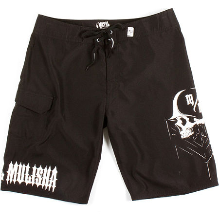 Metal Mulisha Exhibit Shorts - Main