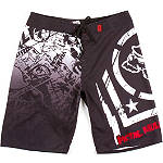 Metal Mulisha Hoist Shorts - Men's Cruiser Casual Shorts