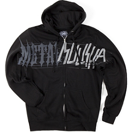 Metal Mulisha Plan Hoody - Metal Mulisha Fallen Zip Hoody