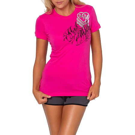 Metal Mulisha Women's Corset Crew - Main
