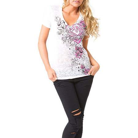 Metal Mulisha Women's Chronicals T-Shirt - Main