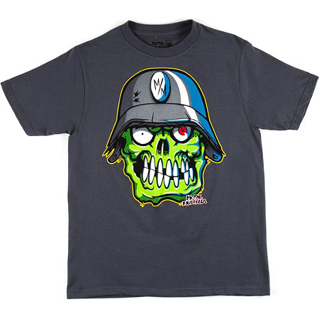 Metal Mulisha Youth Bone-Hed T-Shirt - Main