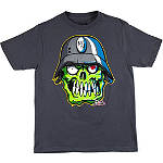 Metal Mulisha Youth Bone-Hed T-Shirt - Metal Mulisha Motorcycle Youth Casual