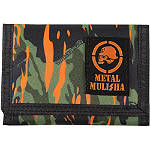Metal Mulisha Brigade Wallet - Metal Mulisha Clothing & Casual Apparel