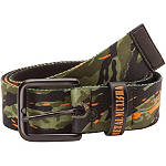 Metal Mulisha Death Trap Belt - Metal Mulisha Dirt Bike Belts and Belt Buckles