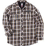 Metal Mulisha Gully Flannel - Utility ATV Mens Casual