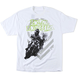 Metal Mulisha Ride T-Shirt - Metal Mulisha Deface T-Shirt
