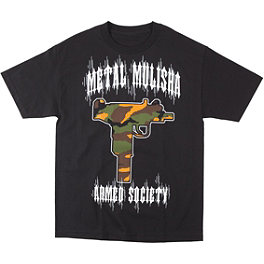 Metal Mulisha Uzing T-Shirt - Metal Mulisha Tremble T-Shirt
