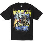 Metal Mulisha Biker Reaper T-Shirt - BIKE Utility ATV Casual