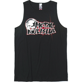 Metal Mulisha Colab Tank - Answer Stacked Beanie