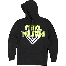 Metal Mulisha Seep Fleece Hoody - Metal Mulisha Brain T-Shirt