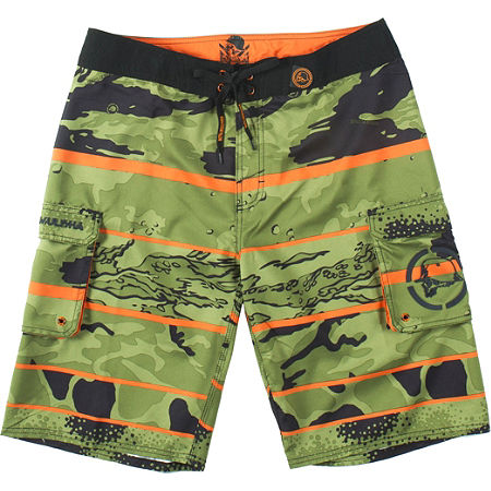 Metal Mulisha Unseen Boardshorts - Main