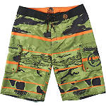 Metal Mulisha Unseen Boardshorts - Men's Cruiser Casual Shorts