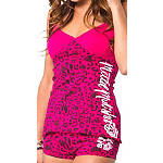 Metal Mulisha Women's Little Secrets Set - Womens Dirt Bike Pajamas