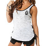 Metal Mulisha Women's Sweetness Tank - Dirt Bike Womens Casual