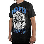 Mafia Moto Crew Ride Or Die T-Shirt - Mafia Moto Crew Motorcycle Mens Casual