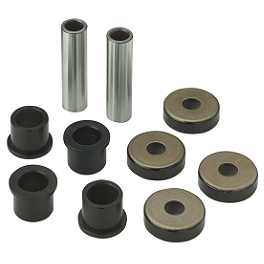 Moose A-Arm Bearing Kit Lower - 1999 Suzuki LT-F250 QUADRUNNER 2X4 Moose Tie Rod End Kit - 2 Pack