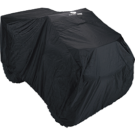 NRA By Moose ATV Cover - Blingstar Suicide Doors - Textured Black