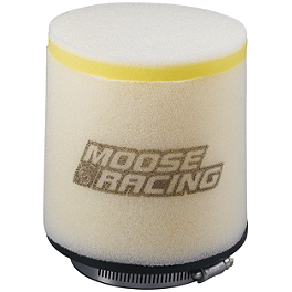Moose Air Filter - 1990 Kawasaki MOJAVE 250 Quad Works Standard Seat Cover - Black