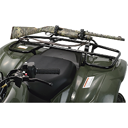 NRA By Moose ATV Gun Or Bow Rack - Moose Bighorn Fender Bag - Realtree