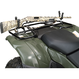 NRA By Moose Caliber Single Gun Rack - Moose Big Horn Single Gun Rack