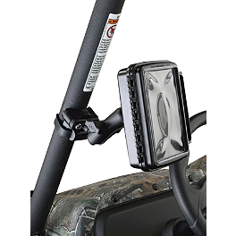 Moose Aqua Box - 2014 Honda RANCHER 420 4X4 AT POWER STEERING Moose Plow Push Tube Bottom Mount