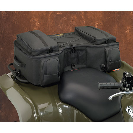 Moose Bighorn Rear Rack Bag - Black - Main