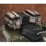 Moose Bighorn Rear Rack Bag - Mossy Oak Break-Up - ATV Bags for Utility Quads