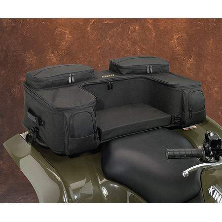 Moose Ozark Rear Rack Bag - Black - Main