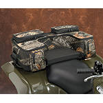Moose Ozark Rear Rack Bag - Mossy Oak Break-Up - Moose Utility ATV Body Parts and Accessories