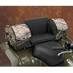 Moose Ridgetop Rear Rack Bag - Mossy Oak Break-Up - Utility ATV Trunks